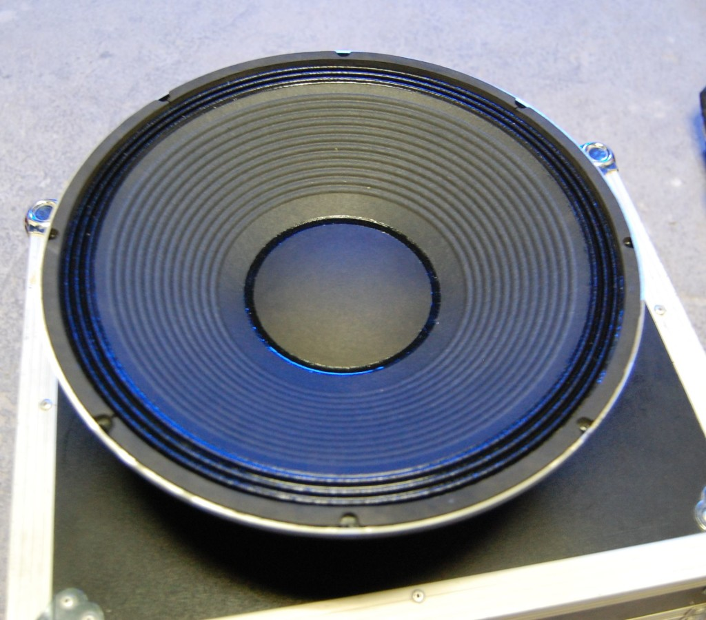 15 incher high efficiency woofer
