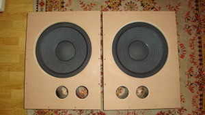 High efficiency Loudspeaker Enclosure