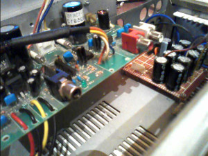 LM3886 power amplifier