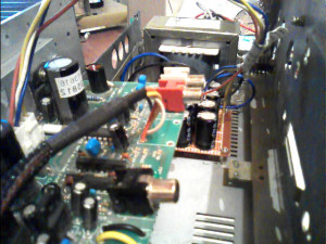 LM3886 Audio Amplifier