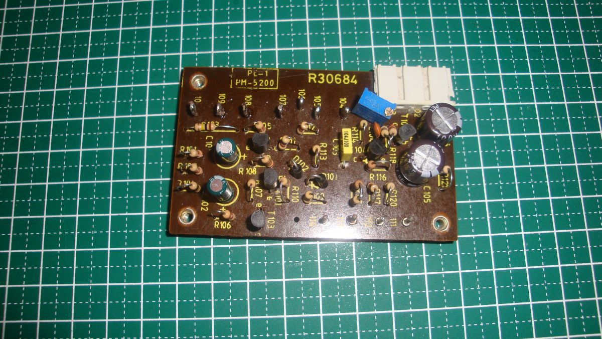 Microphone Preamplifier Part 1 Restoration Project Ryu Blog Mic Circuit Low Noise Modified Preamp